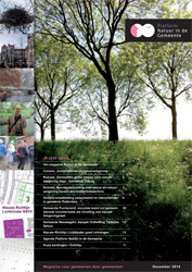Magazine Natuur in de gemeente - editie december 2014