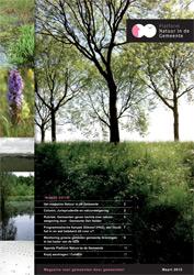 Magazine Natuur in de gemeente - editie maart 2015
